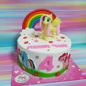 עוגה לגיל 4